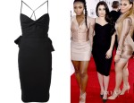 Lauren Jauregui's Dsquared² Ruffled Detail Dress