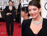 Lorde In Narciso Rodriguez – 2015 Golden Globe Awards