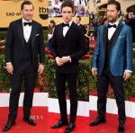 2015 SAG Awards Menswear Roundup