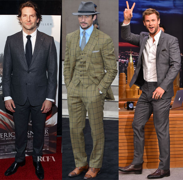 Menswear Midweek Red Carpet Roundup 14 jan