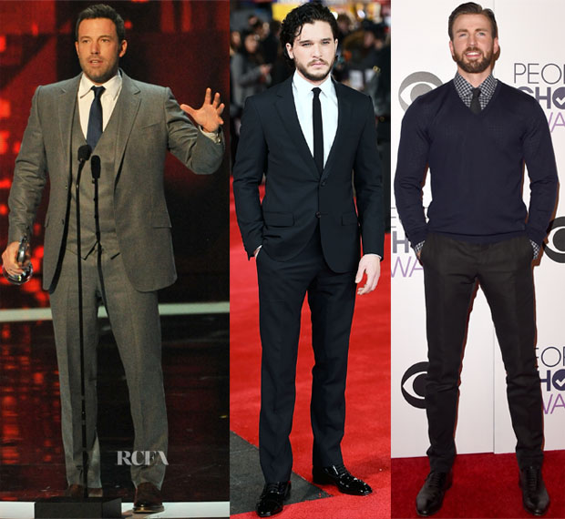 Menswear Red Carpet Roundup 8 jan