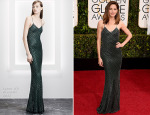 Michelle Monaghan In Jason Wu – 2015 Golden Globe Awards