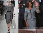 Michelle Obama In Michael Kors - State of the Union Address