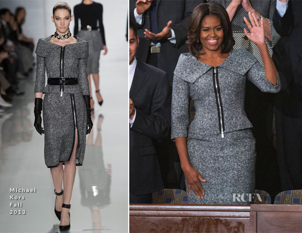 Michelle Obama Fashion 2015