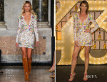 Nieves Alvarez In Emilio Pucci - Licor 43 New Bottle Presentation