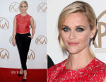 Reese Witherspoon In Giambattista Valli & Mario BH - 2015 Producers Guild Awards