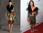 Rihanna In Moschino - The DAILY FRONT ROW 'Fashion Los Angeles Awards'
