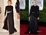 Robin Wright In Ralph Lauren - 2015 Golden Globe Awards