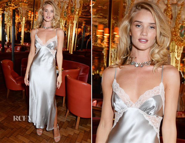 Rosie Huntington-Whiteley In Rosie for Autograph - Rosie For Autograph Eau De Parfum Launch