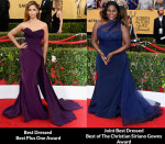2015 SAG Awards Fashion Critics' Roundup