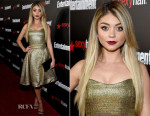Sarah Hyland In Christian Siriano - Entertainment Weekly's Party Honouring The SAG Nominees