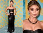 Sarah Hyland In Emilio Pucci - HBO's 2015 Post-Golden Globe Awards Party
