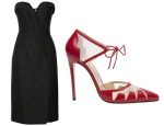 Stella McCartney dress Bionda Castana pumps