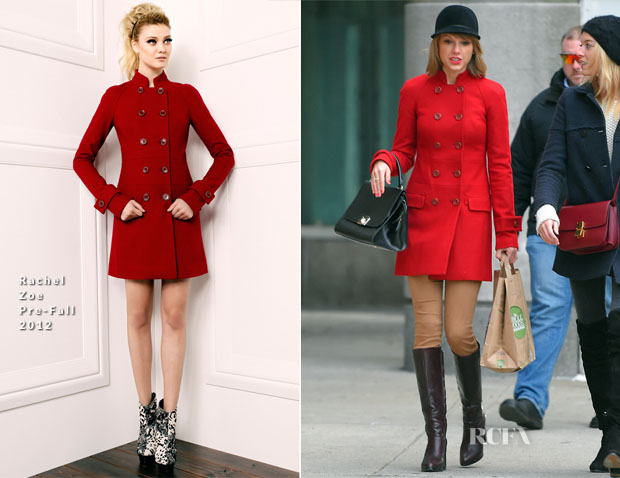 Taylor Swift In Rachel Zoe - Shopping In Whole Foods