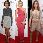 The DAILY FRONT ROW 'Fashion Los Angeles Awards'  Red Carpet Roundup