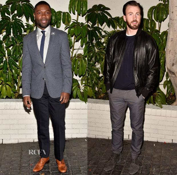 W Magazine's Golden Globe Parties Menswear Roundup 2