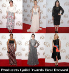 Who Was Your Best Dressed At The 2015 Producers Guild Awards?