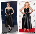 Who Wore Lanvin Better Emma Stone or Paloma Faith