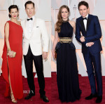 2015 Oscars Couples