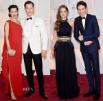 2015 Oscars Couples