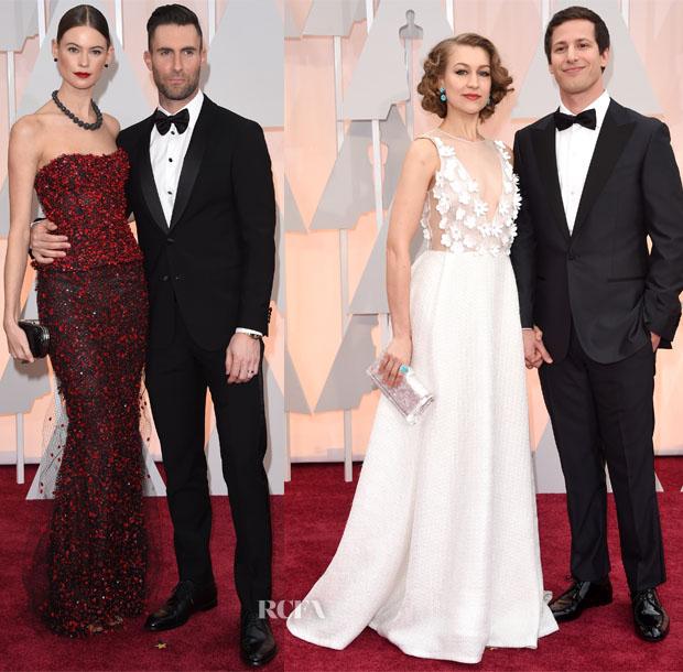 2015 Oscars plus ones 2