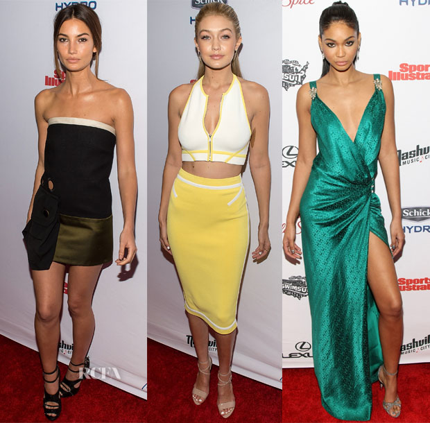 2015 Sports Illustrated Swimsuit Issue Celebration