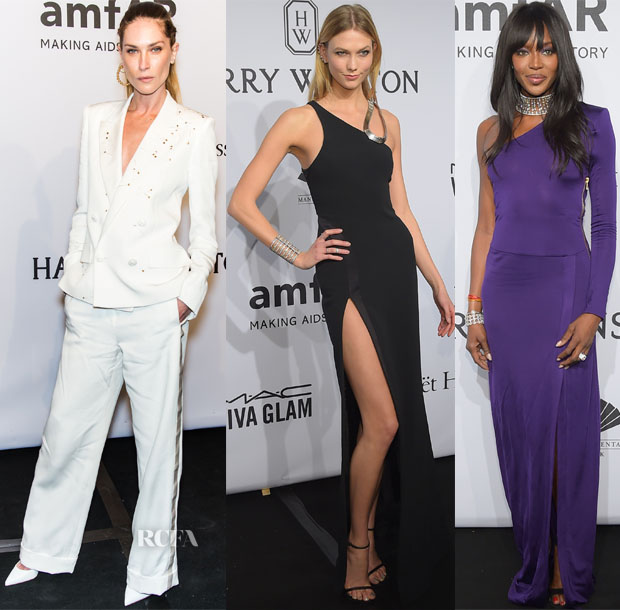 2015 amfAR New York Gala Red Carpet Roundup 2