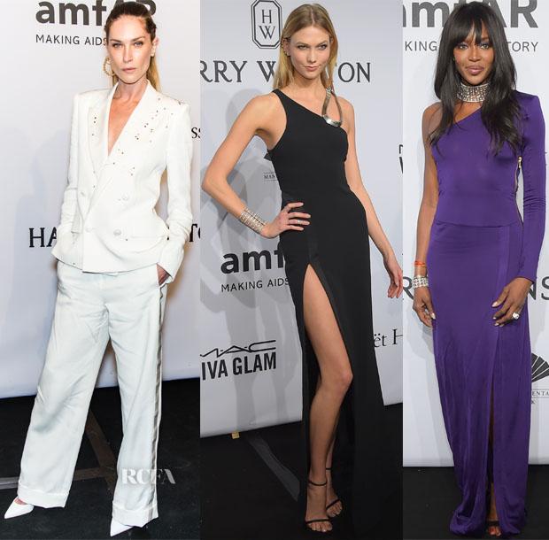 2015 amfAR New York Gala Red Carpet Roundup 2