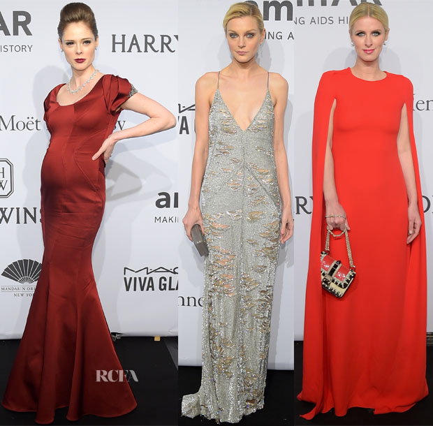 2015 amfAR New York Gala Red Carpet Roundup 3