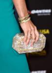 Elsa Pataky's Edie Parker clutch