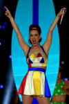 Katy Perry in Jeremy Scott