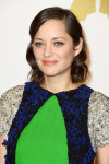 Marion Cotillard in Dior Couture