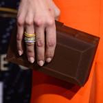 Jenna Dewan- Tatum's Rauwolf clutch