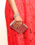 Kerry Washington's Ferragamo clutch