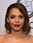 Carmen Ejogo in Solace London