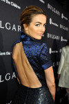 Camilla Belle in Naeem Khan