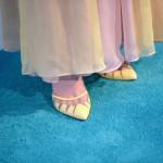 Elle Fanning's Bionda Castana shoes
