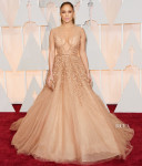 Jennifer Lopez In Elie Saab Couture - 2015 Oscars