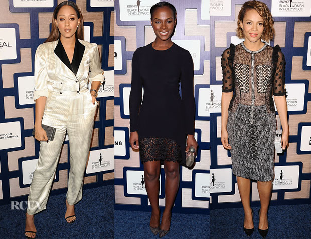 8th Annual ESSENCE Black Women In Hollywood Luncheon Red Carpet Roundup 2