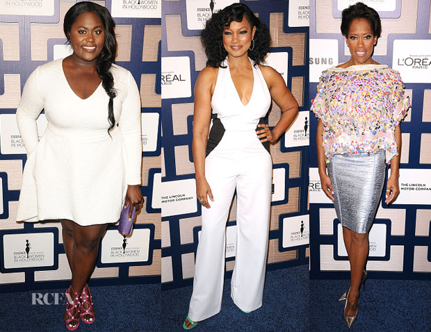 8th Annual ESSENCE Black Women In Hollywood Luncheon Red Carpet Roundup 3