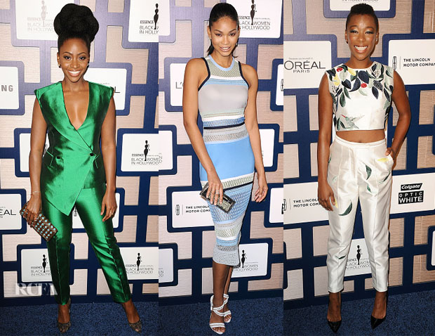 8th Annual ESSENCE Black Women In Hollywood Luncheon Red Carpet Roundup