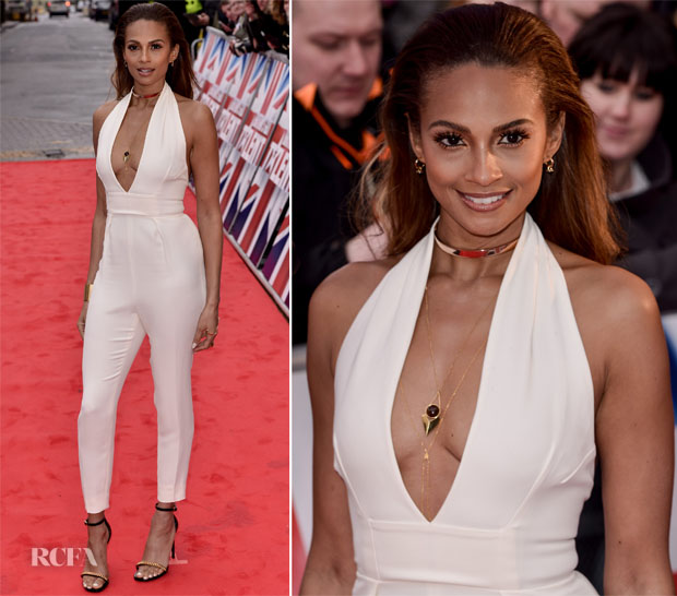 Alesha Dixon In Gucci - Britain's Got Talent Birmingham Auditions
