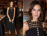 Alexa Chung In Edun - Mytheresa and Style.com
