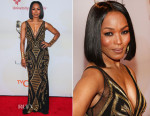 Angela Bassett In Xcite Xtreme - 2015 NAACP Image Awards