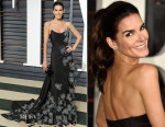 Angie Harmon In Vivienne Westwood Couture - 2015 Vanity Fair Oscar Party