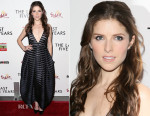 Anna Kendrick In Vionnet - 'The Last Five Years' LA Premiere