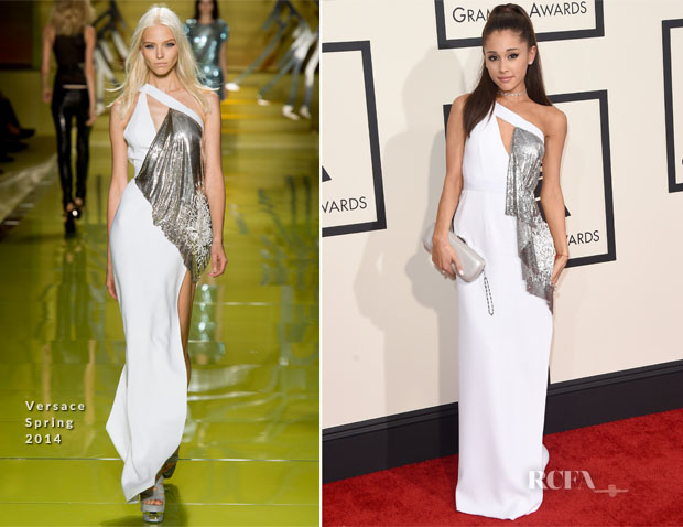 Ariana-Grande-In-VersaceS14-2015-Grammy-Awards