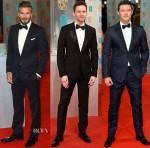 2015 BAFTAs Menswear Roundup