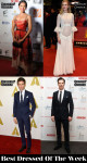 Best Dressed Of The Week - Gugu Mbatha-Raw In Lela Rose & Nicole Kidman In Valentino Couture