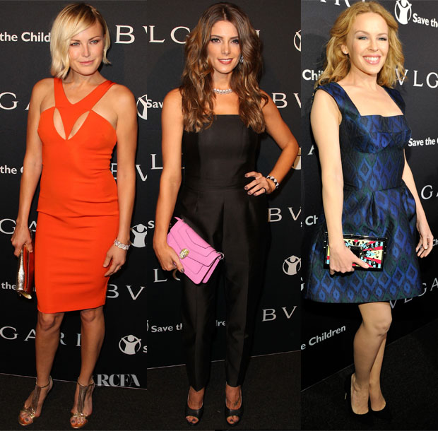 BVLGARI Pre-Oscar Event Red Carpet Roundup